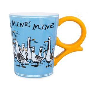 """Disney Nemo """" Mine Mine Mine """" Mug 12 oz"""